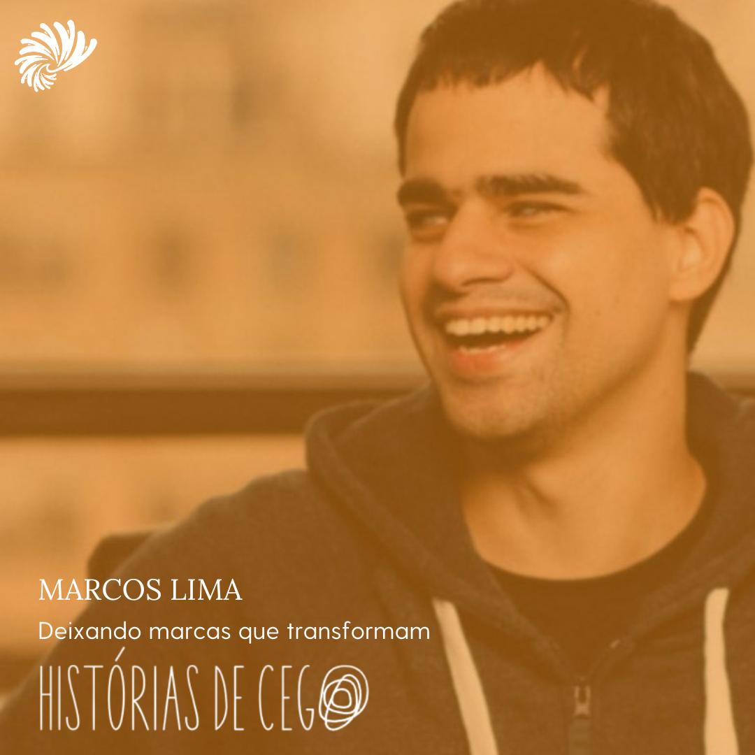 Histórias de Cego: a trajetória de Marcos Lima no ambiente digital e um debate sobre acessibilidade