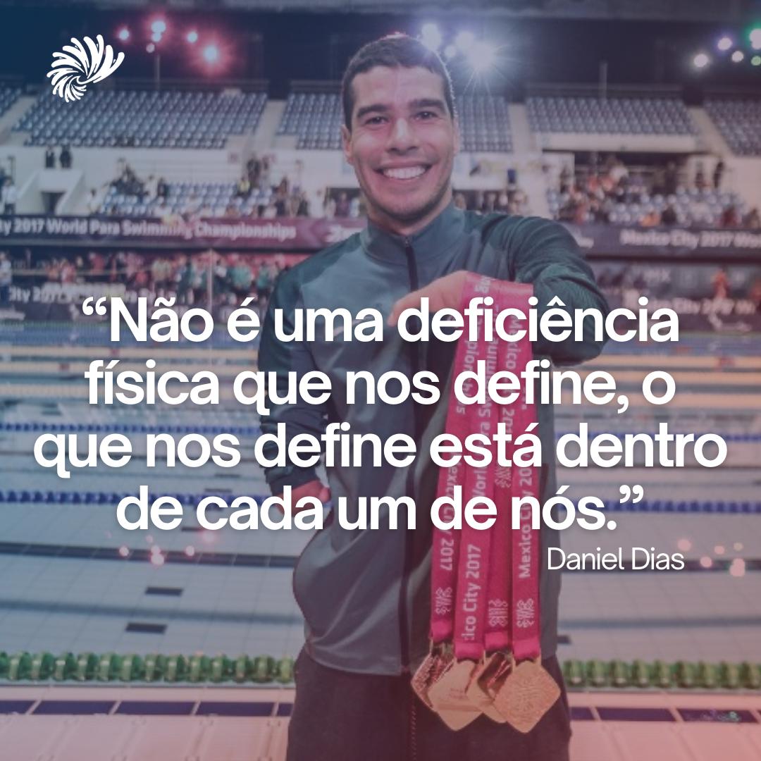 Daniel Dias: o sucesso brasileiro na natação paraolímpica