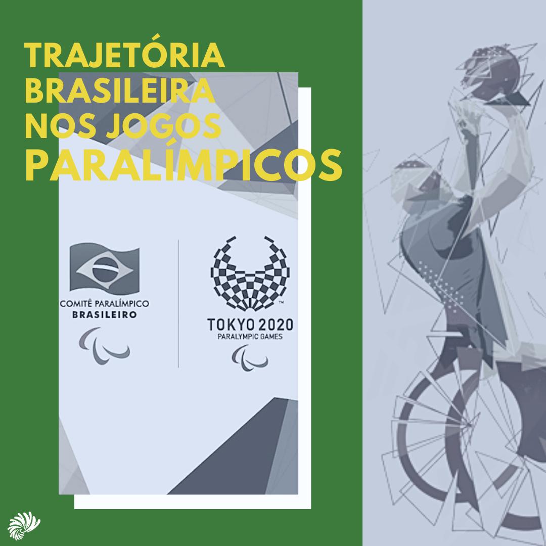 Trajetória Brasileira nos Jogos Paralímpicos: há mais de 40 anos fazendo história!