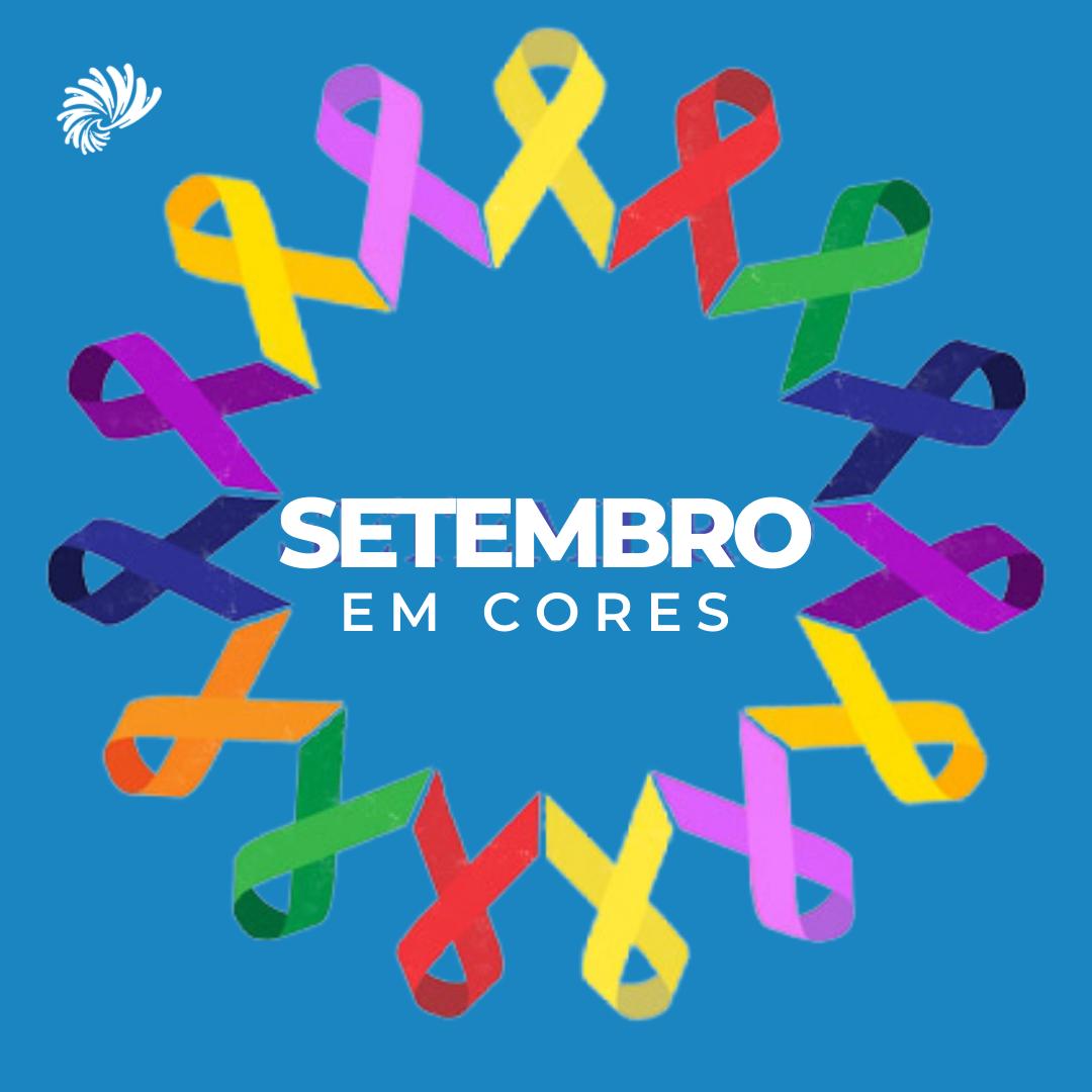 Setembro em cores: visibilidade à inclusão social das pessoas com deficiência e à Cultura Surda